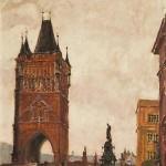 Praga. Plac Krzyzownicki