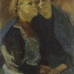Dwie siostry, ok. 1920 r.