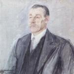 Portret mistrza kamieniarskiego z Krowodrzy, lata 30-te XX w.