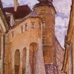 Kurza stopka na Wawelu