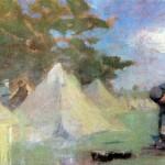 Linie Stachodu. Legiony, 1916 r.