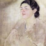 Portret Marii Kazanowicz (pasierbicy artysty), 1932