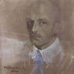 Autoportret, 1917