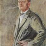 Autoportret, przed 1932 r.
