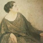 Studium portretowe, lata 1920 - 1930