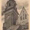 Wawel Wieża zegarowa