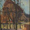 70. Kościół pw. Świętej Trójcy w Krakowie, 1920 r.