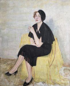 Portret Heleny Kwiatkowej